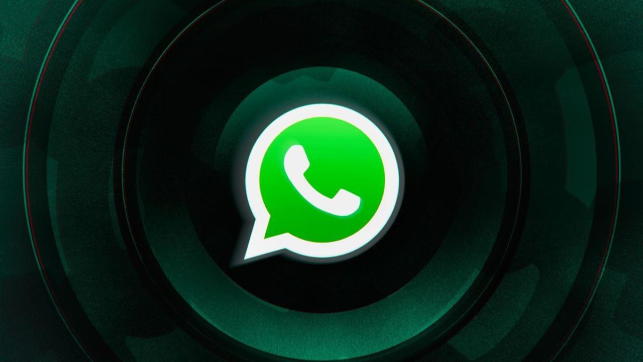 WhatsApp uygulama simgesine basılı tutarsanız ne olur?