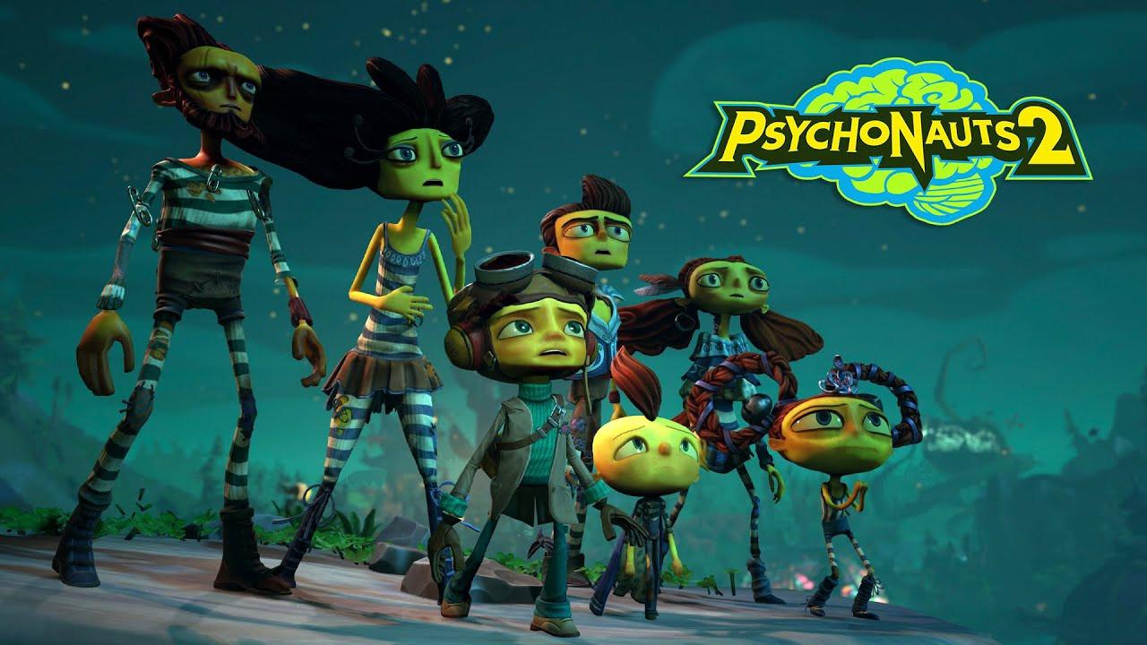 Psychonauts 2: İlginç, farklı ve sıradışı bir oyun