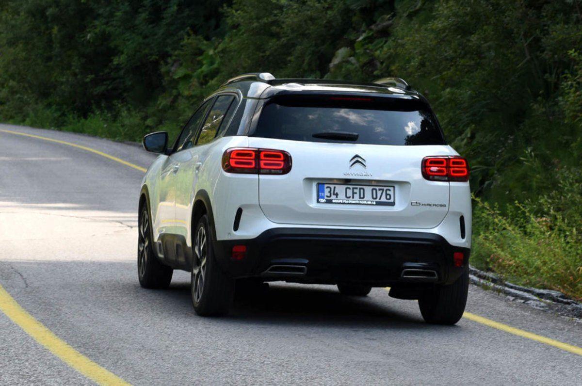 En uygun fiyatlı SUV! Citroen C5 Aircross güncel fiyat listesi! - Page 2