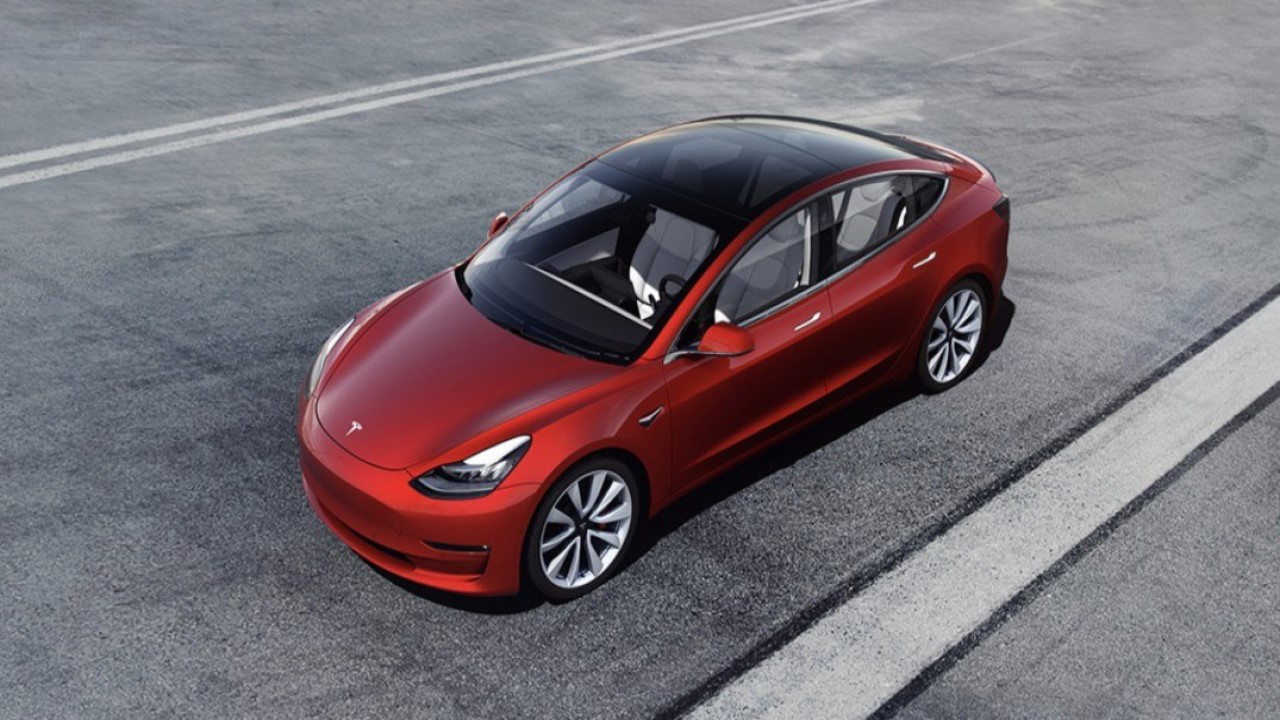 Tesla is again the leader in the electric vehicle market! 2
