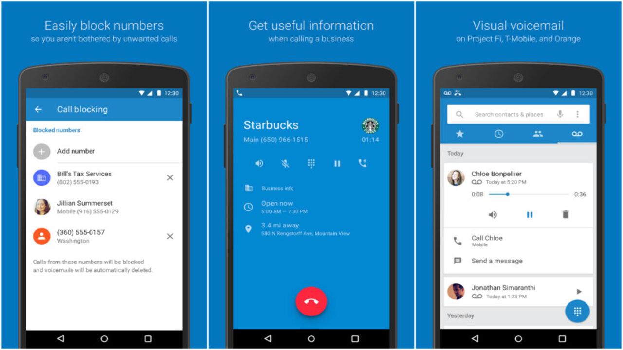 Google'ın Telefon uygulaması artık arama kaydetmeyi destekliyor!