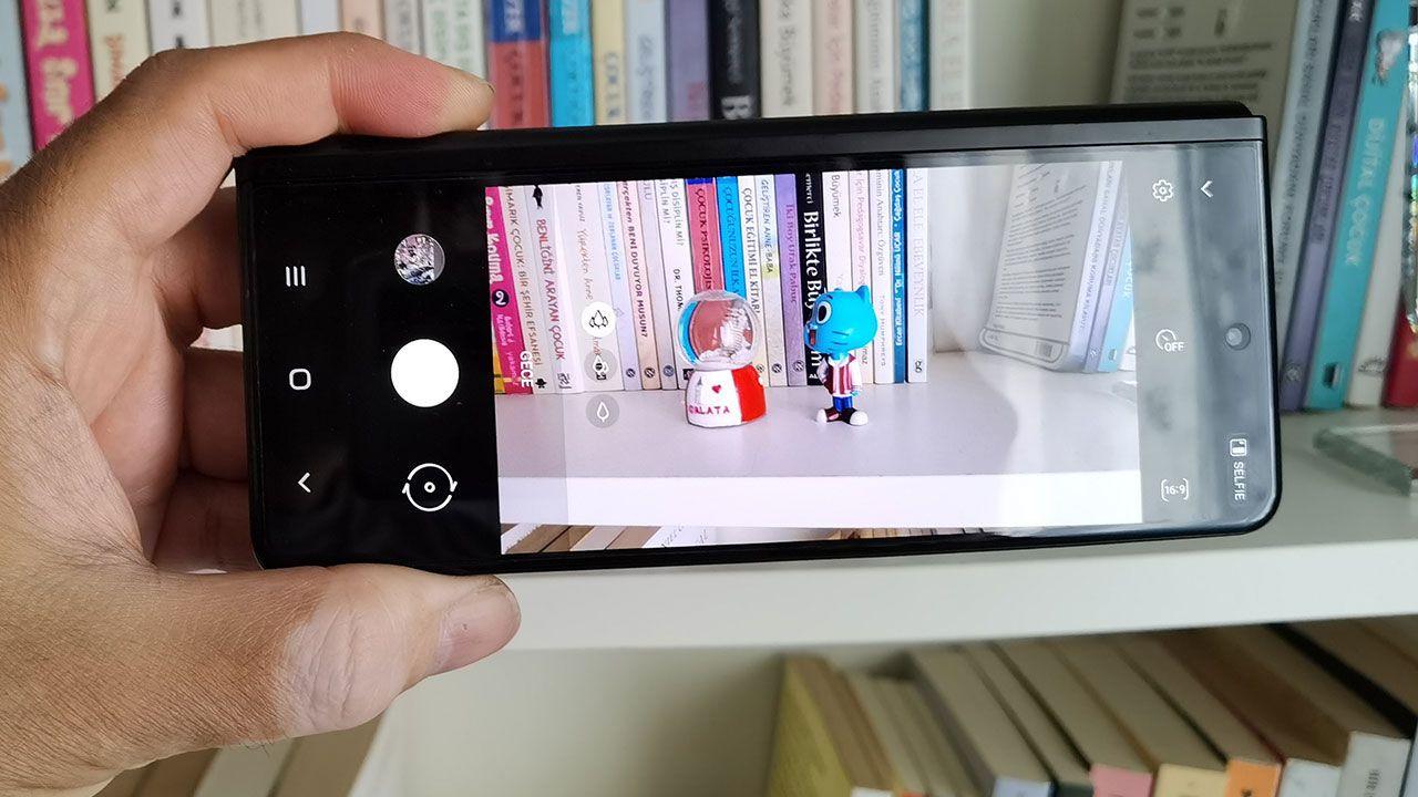 Bu fotoğrafları Samsung Galaxy Z Fold 3 ile çektik - Page 1