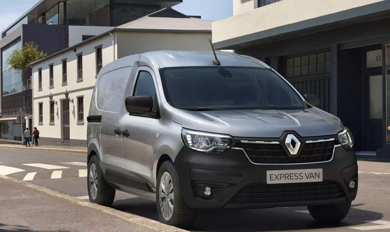 Yeni Renault EXPRESS Combi ve EXPRESS Van Türkiye'de satışa sunuluyor! - Page 1