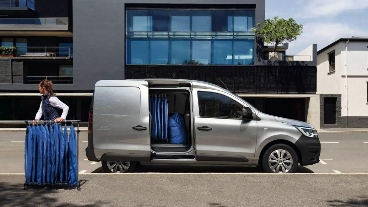 Yeni Renault EXPRESS Combi ve EXPRESS Van Türkiye'de satışa sunuluyor! - Page 3
