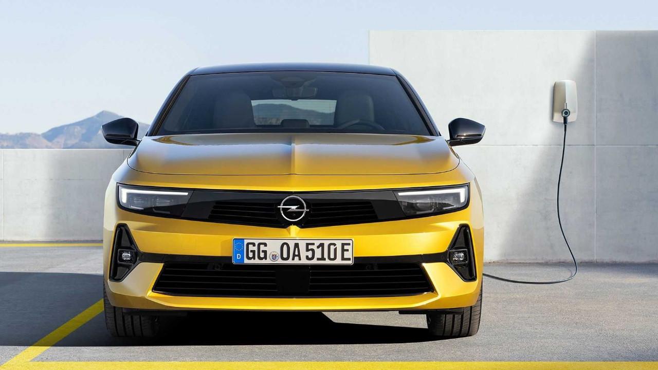 Yeni Opel Astra 2022'de Türkiye'de! İşte fiyatı