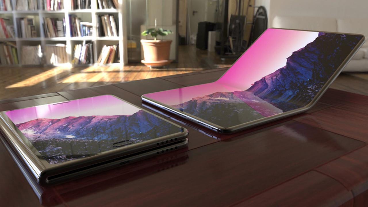 Samsung yeni bir katlanabilir laptop için kolları sıvadı!