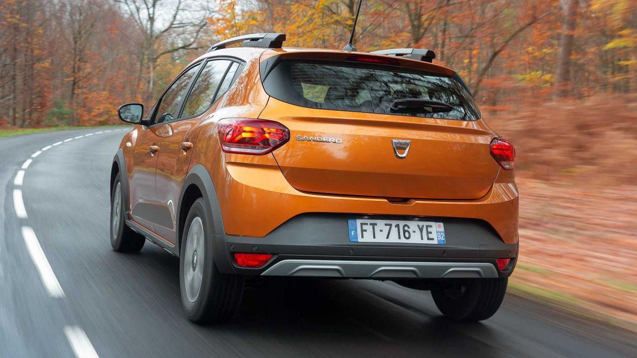 New Dacia Sandero price list! Europe's best selling car 4