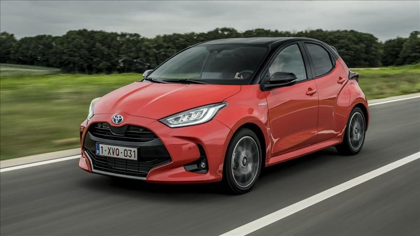 New Toyota Yaris prices are very reasonable! Don't miss out! 3