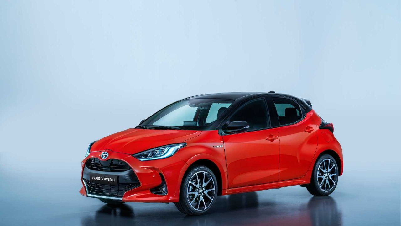 New Toyota Yaris prices are very reasonable! Don't miss out! 5