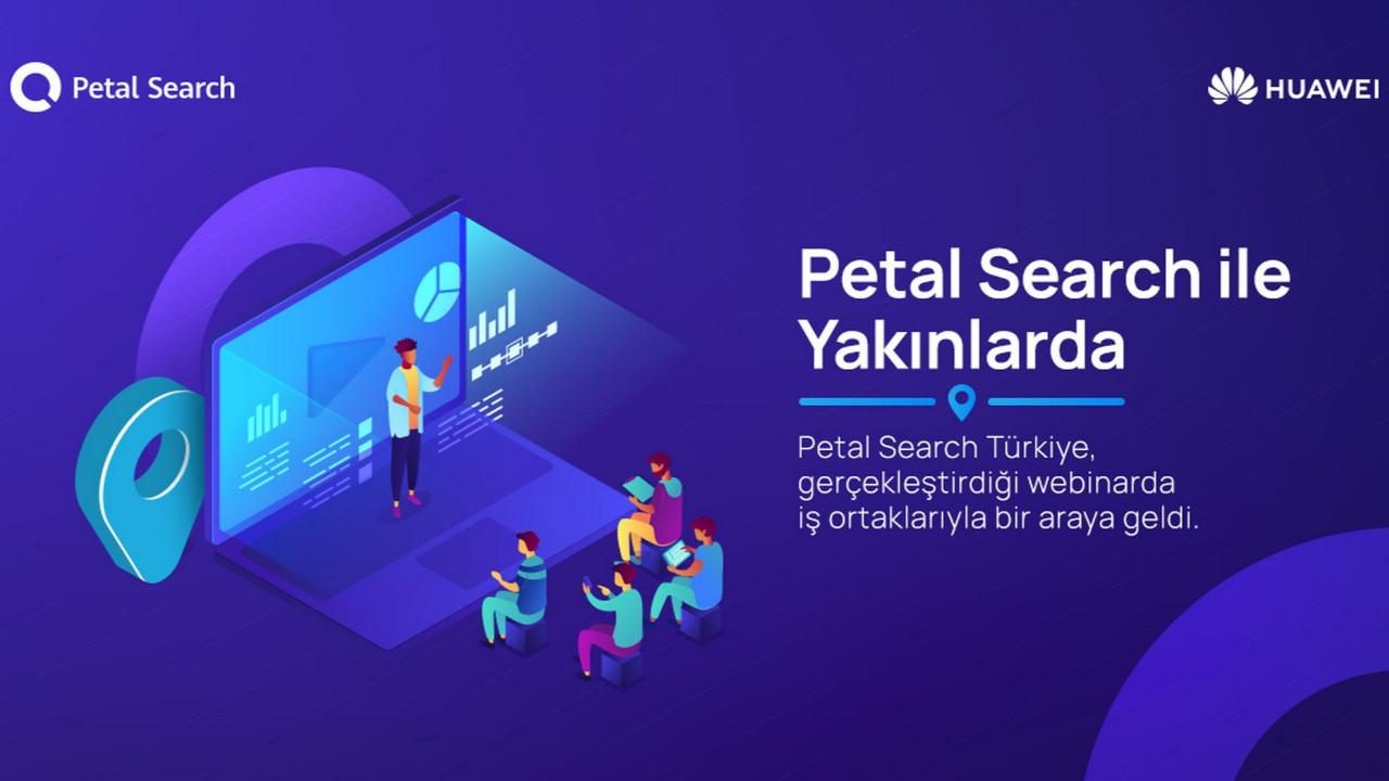 Huawei Petal Search ilgi topluyor!