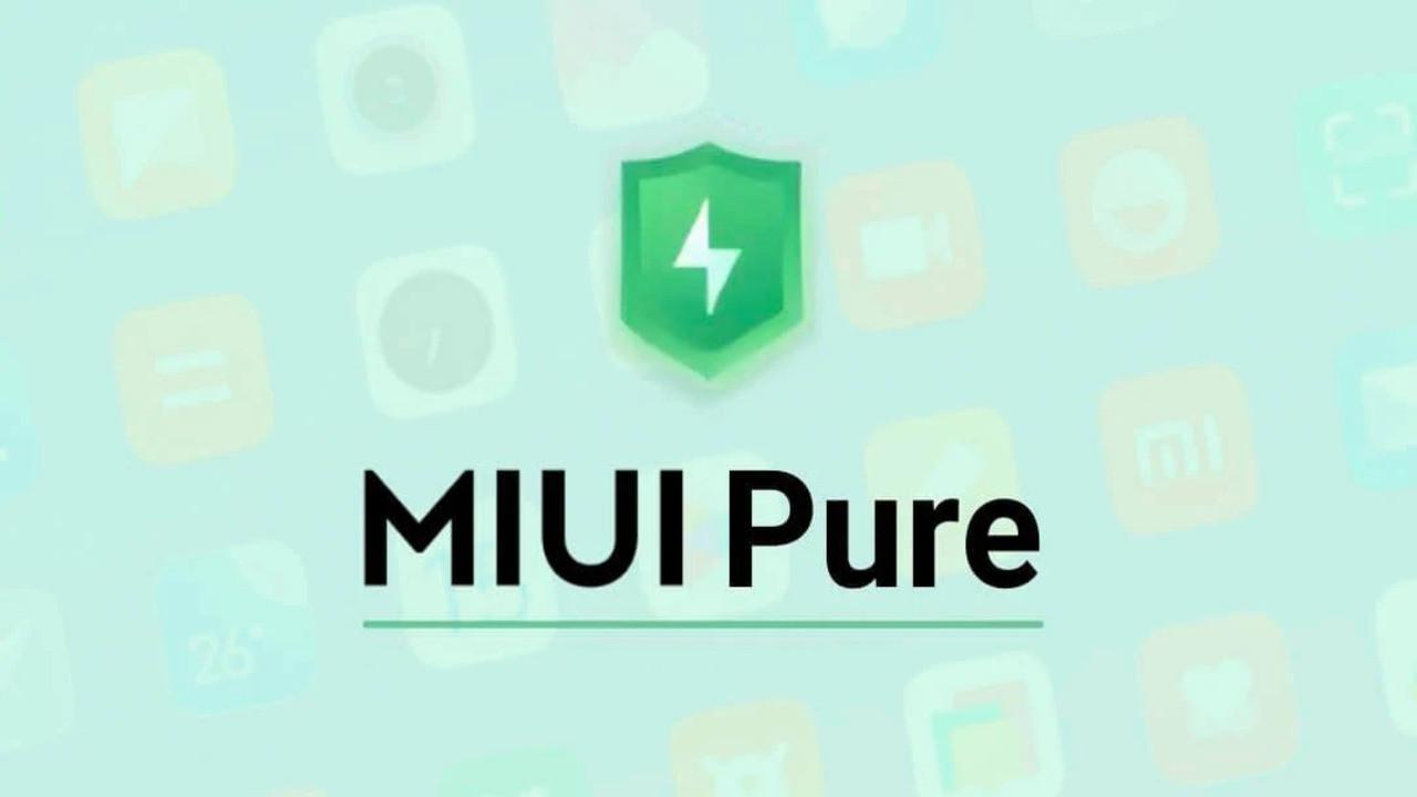 Xiaomi, MIUI arayüzüne Sâf modu (Pure) getiriyor!