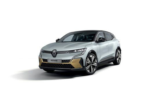 The new Megane E-tech Electric has been officially unveiled! 2