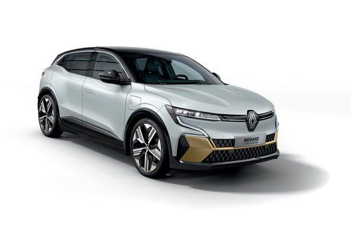 The new Megane E-tech Electric has been officially unveiled! 4