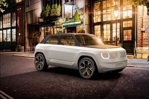 Volkswagen unveils electric vehicle design that looks like it's straight out of the future 3