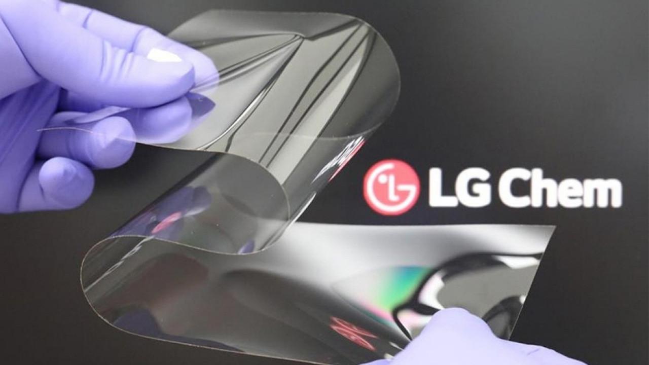 LG yeni katlanabilir ekran teknolojisini tanıttı!