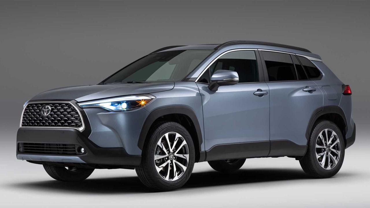 2022 Toyota Corolla Cross fiyatları açıklandı