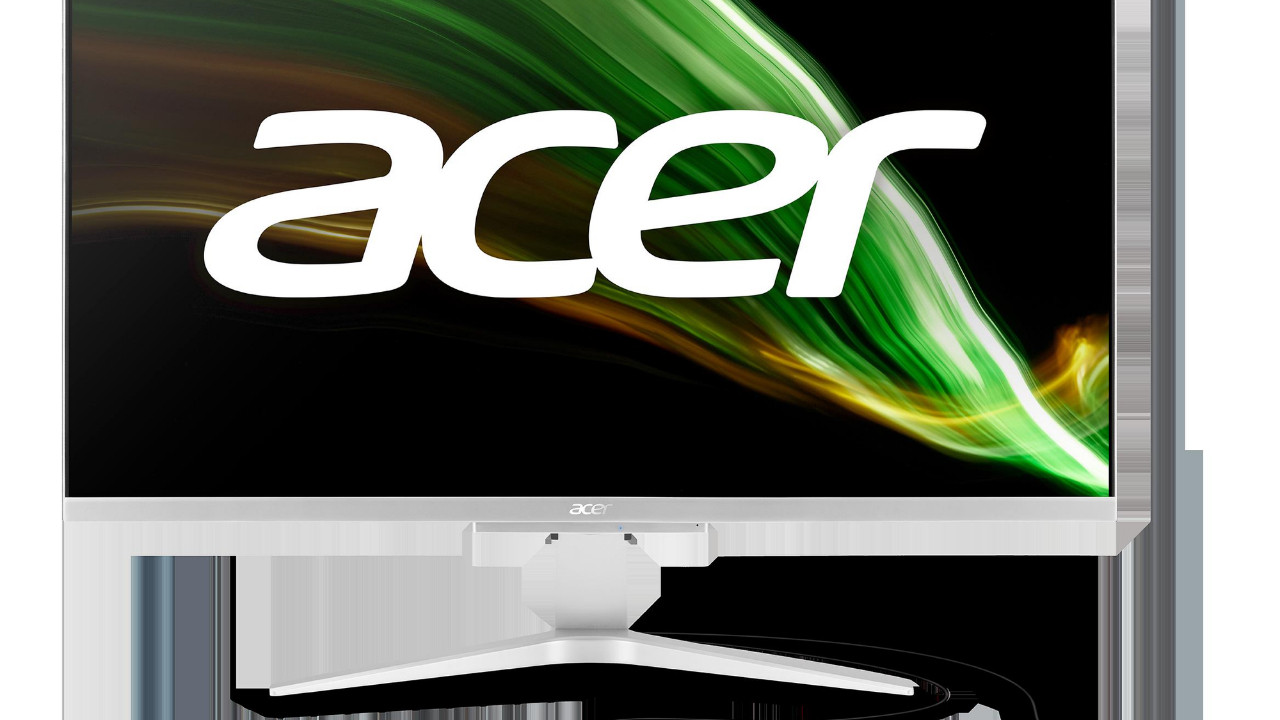Tek kasada maksimum güç! Acer Aspire C27