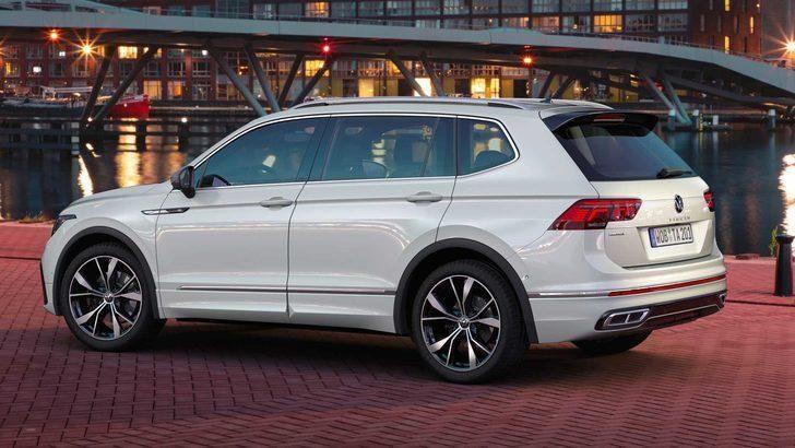 2021 Volkswagen Tiguan fiyatları düştü! Sınıfının kralı! - Page 1