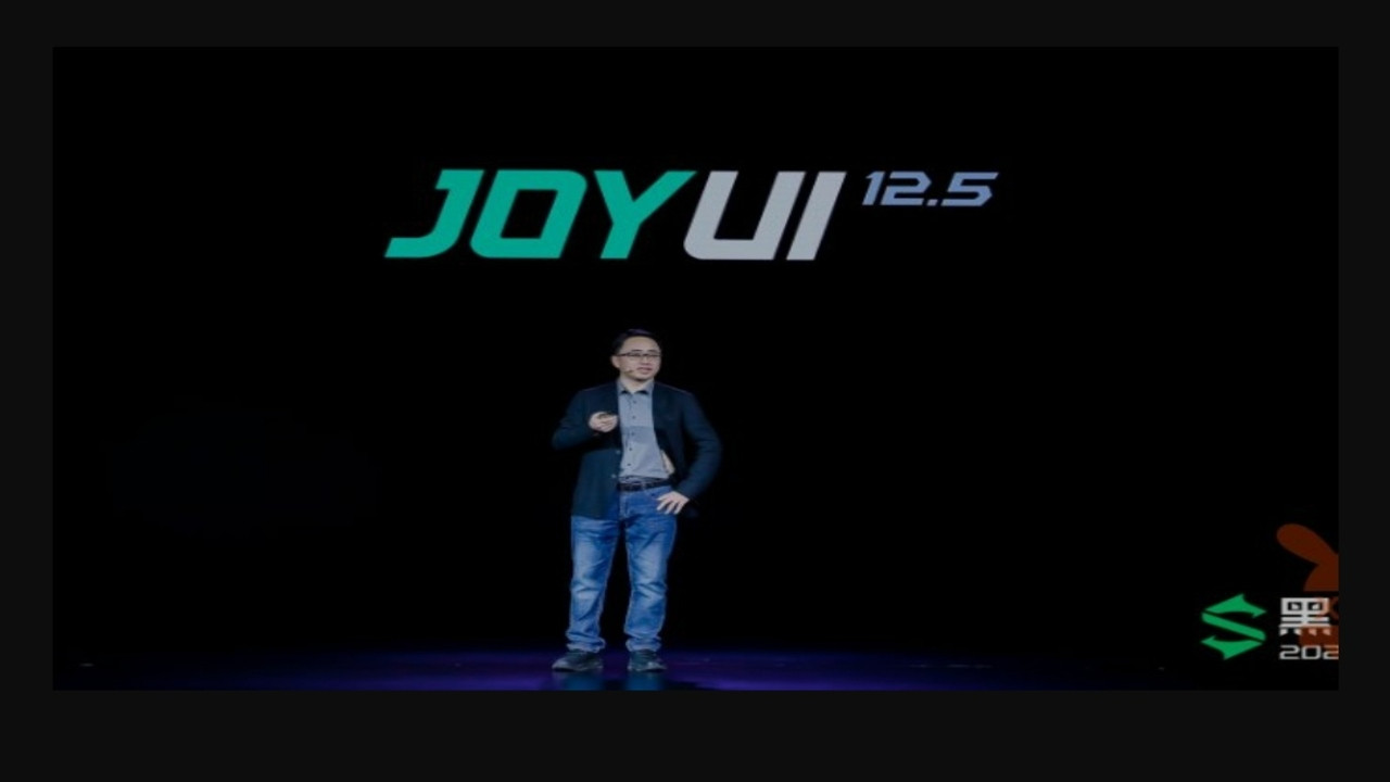 Xiaomi Blackshark modelleri ve oyuncular için JoyUI 12.5 duyuruldu!
