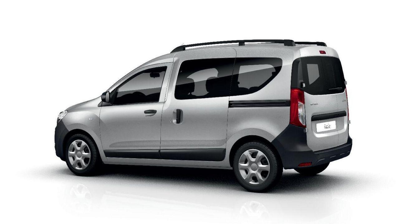 Eniştelerin yeni prensi: Dacia Dokker! Doblo'dan ucuz! - Page 3