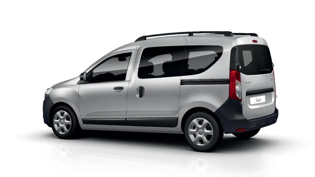 Eniştelerin yeni prensi: Dacia Dokker! Doblo'dan ucuz!