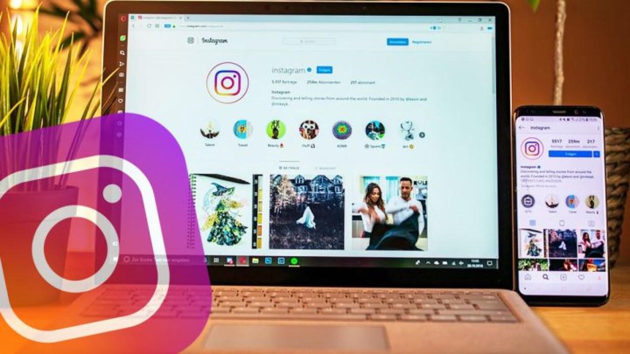 Bilgisayarınızdan Instagram'a fotoğraf yükleme-Uygulamasız!