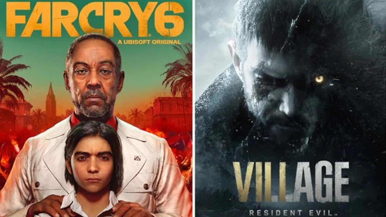 Far Cry 6 ve Resident Evil Village ücretsiz oldu!