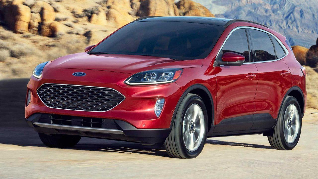 2021 Ford Kuga fiyat listesi! Uygun fiyata dev SUV! - Page 4
