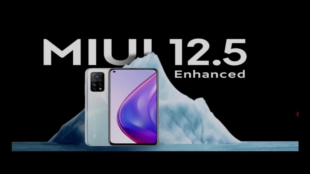 Popüler Xiaomi modelleri için MIUI 12.5 Enhanced Edition yayınlandı tıklayın indirin!