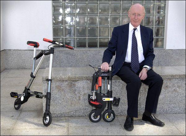 Sinclair tarafından geliştirilen A-Bike