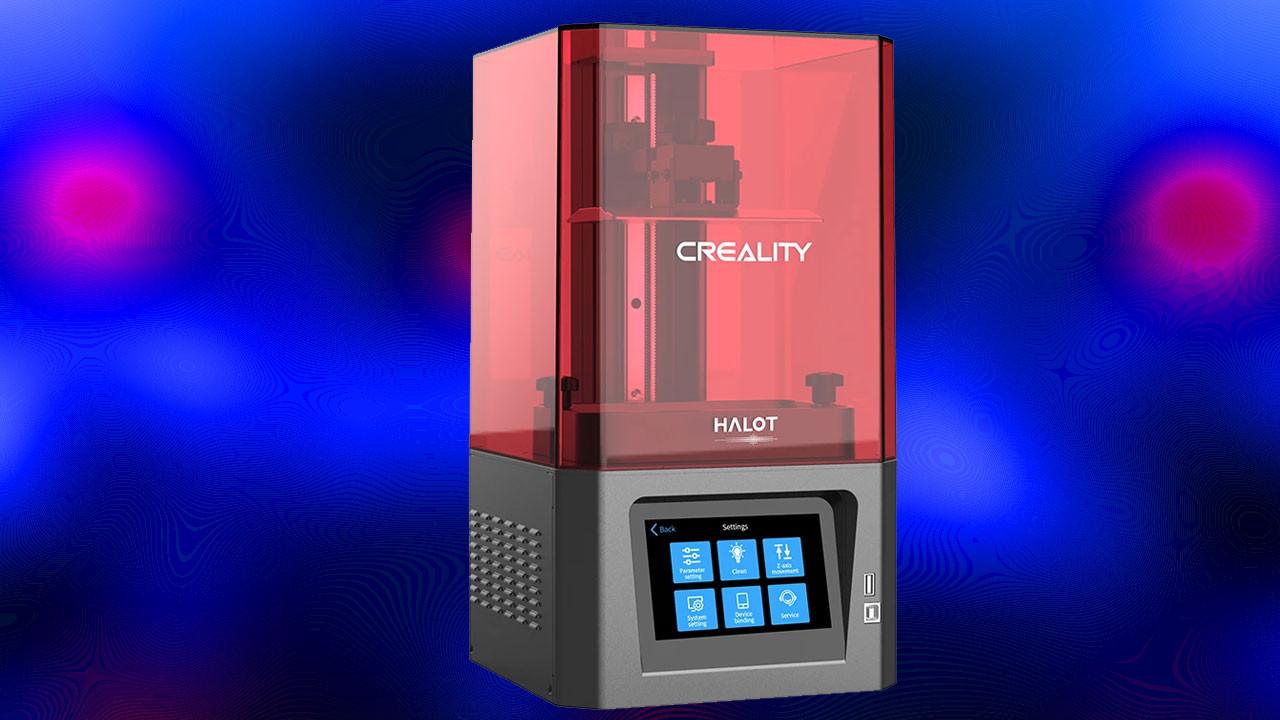 Creality HALOT-One: 3D baskıda hassasiyeti artırın