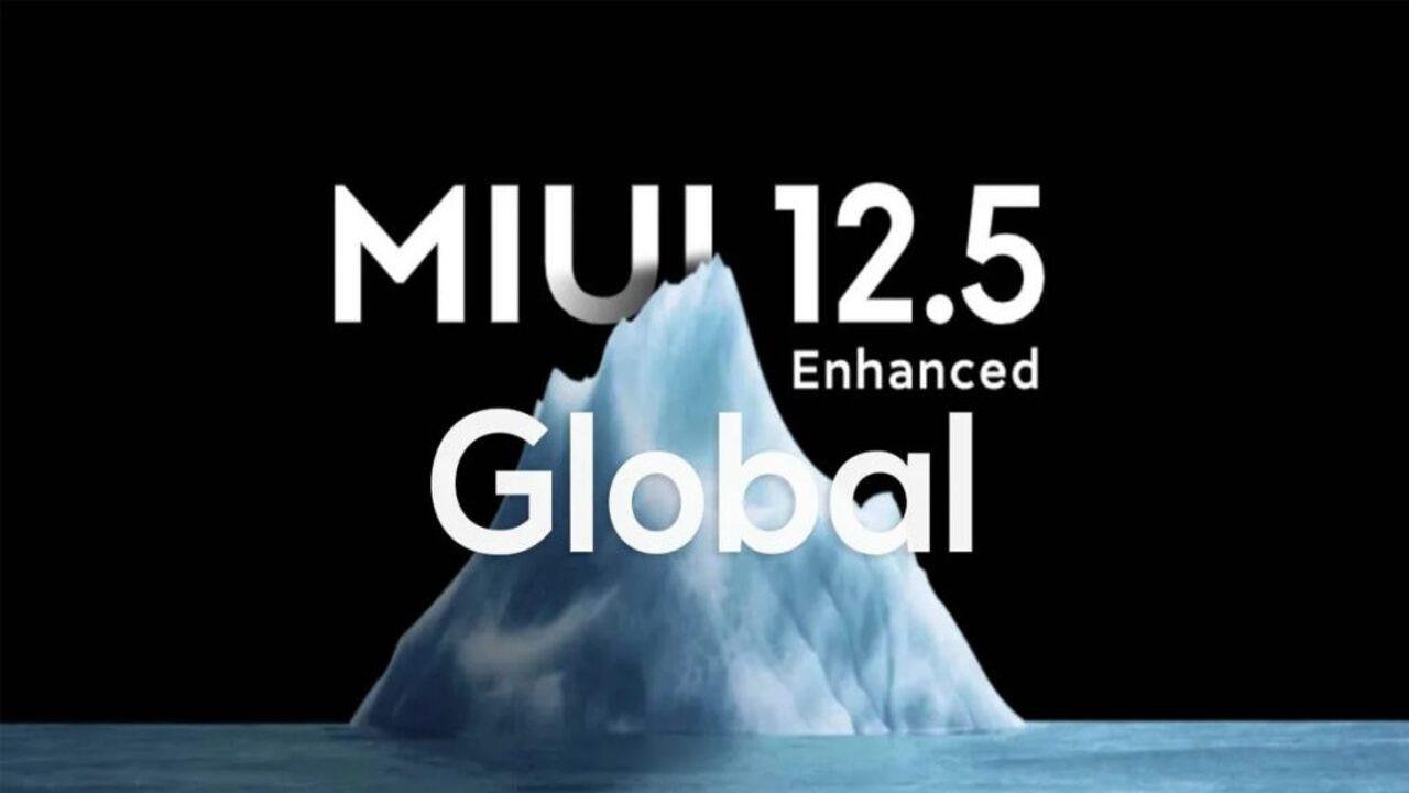 Xiaomi diğer modeller için de MIUI 12.5 Enhanced Edition'ı yayınladı!ı