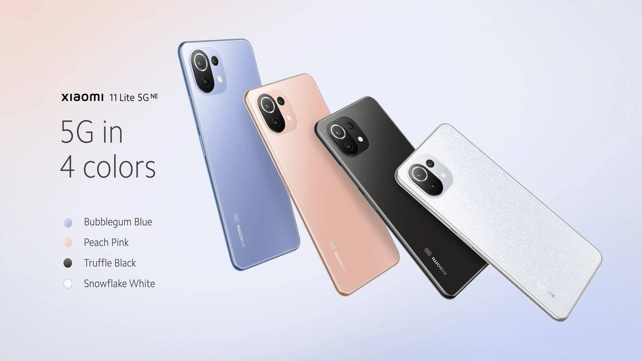 Xiaomi 11 Lite 5G New Edition ülkemize bu fiyattan gelirse gerçekten yok satabilir!