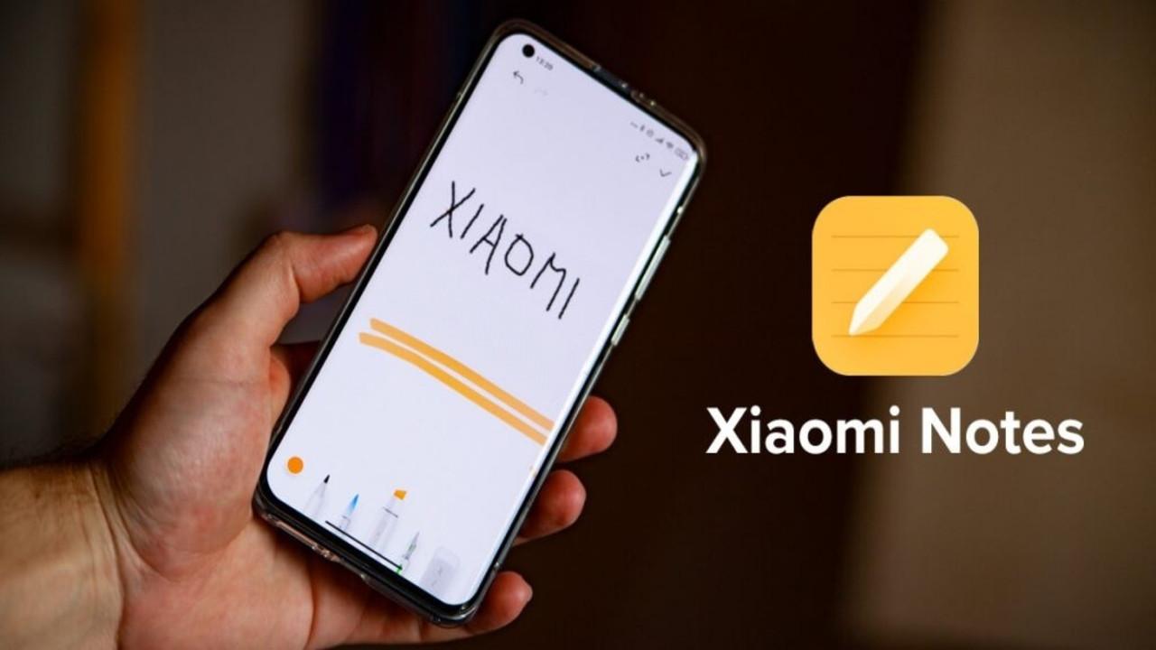 Xiaomi telefonunuzdaki Notlar uygulamasından en iyi şekilde yararlanmak için 5 püf nokta!