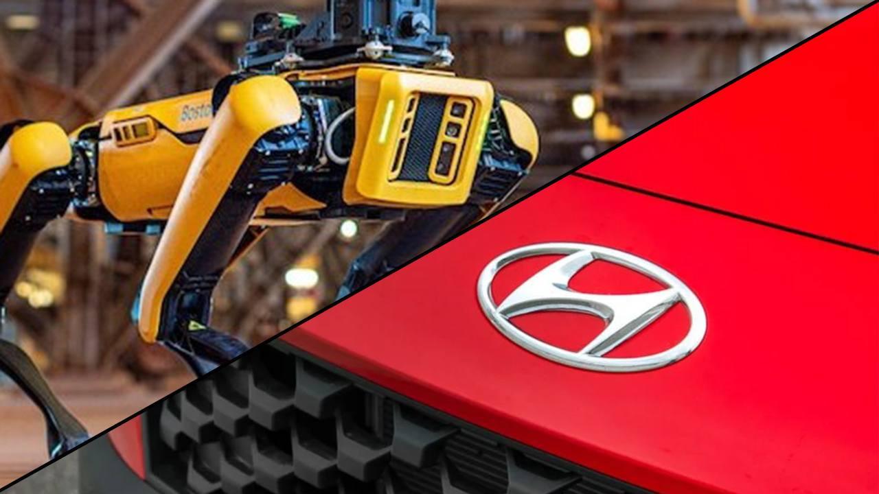 Hyundai ve Kia fabrikalarında robot köpekler işbaşı yapıyor! Peki neden?