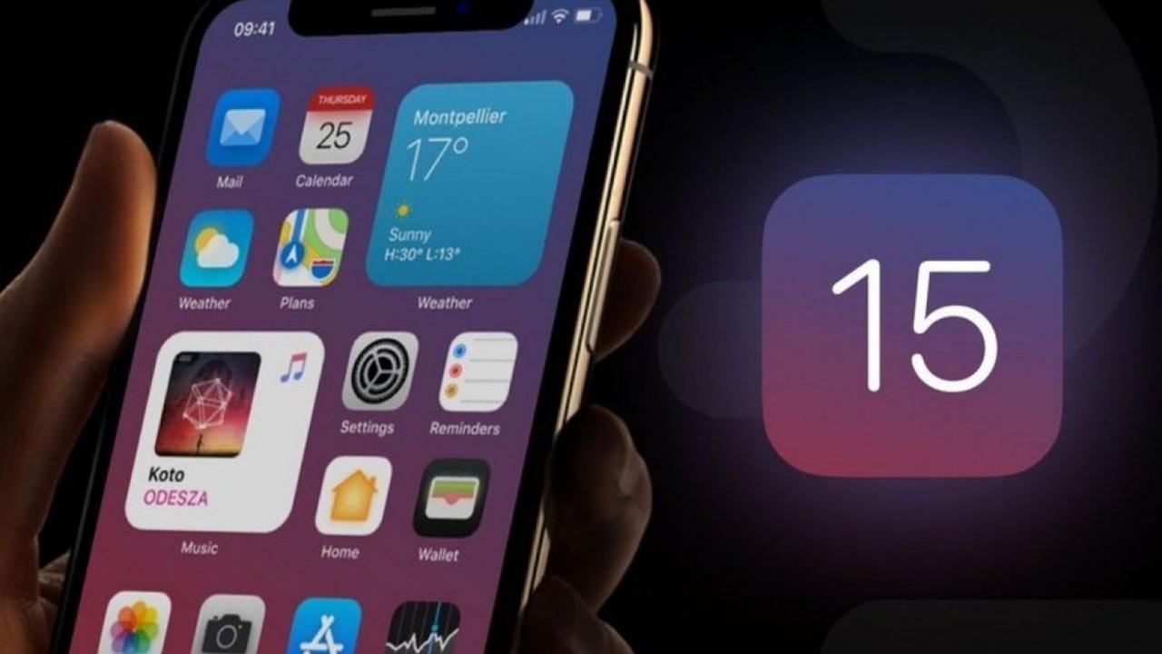 iOS 15 geliyor! Hangi iPhone cihazları iOS 15 alacak?