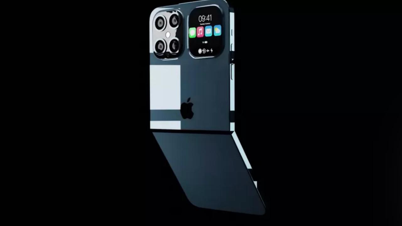 Katlanabilir iPhone için tarih verildi