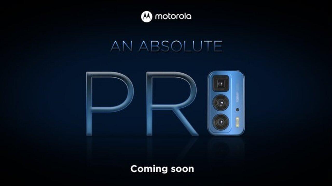 Motorola Edge 20 Pro Hindistan lansmanı alay konusu oldu!