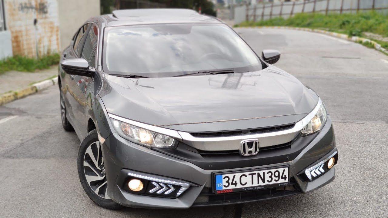 2021 Honda Civic fiyat listesi! Bu fiyata inanamayacaksınız! - Page 2