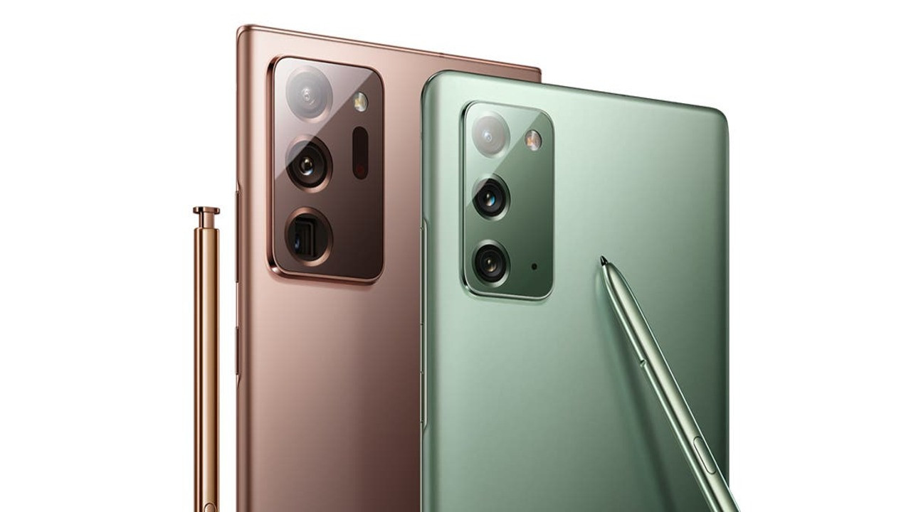 Yeni Galaxy Note serisi beklerken katlanabilen Galaxy Note'mu?