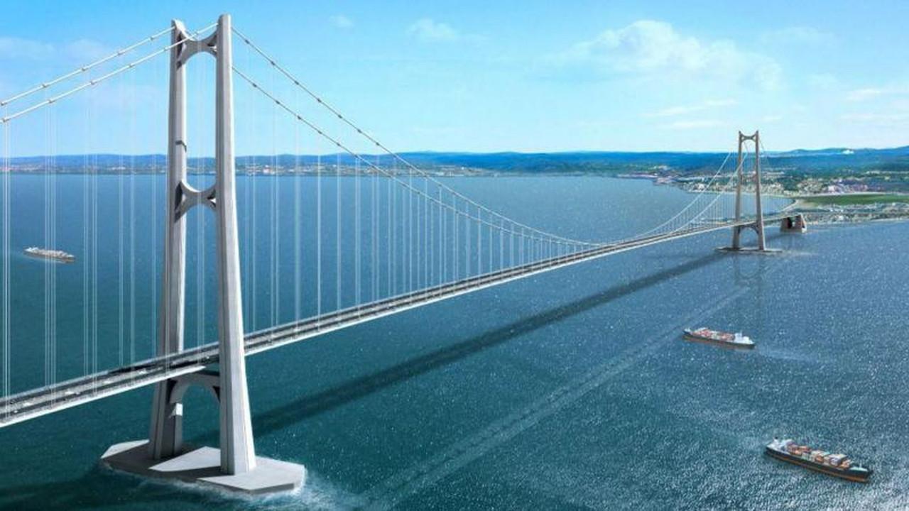 Çanakkale Köprüsü'nün geçiş ücreti dudak uçuklatıyor