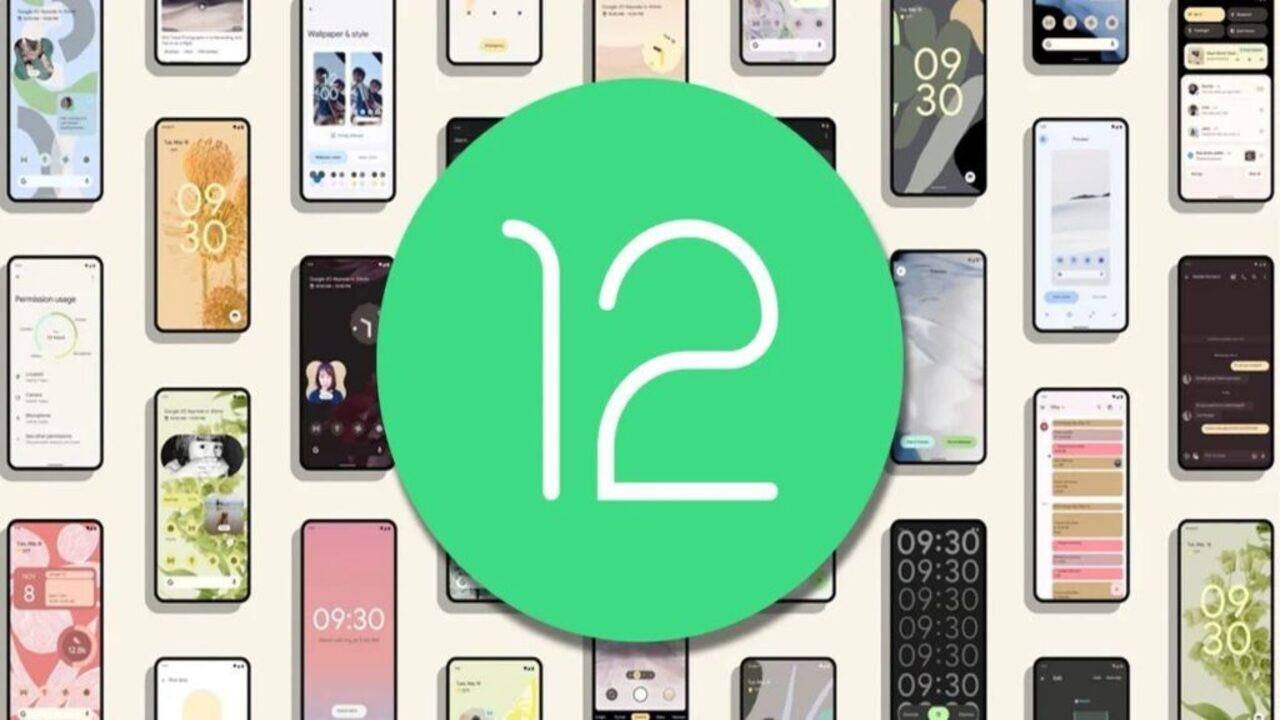 Android 12 güncellemesi yayınlandı! İşte güncellemeyi alan ilk modeller