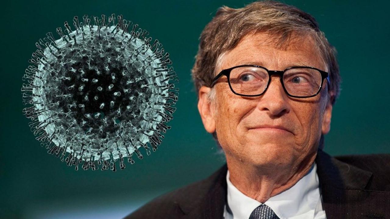 Bill Gates'den koronavirüsü bitirecek 3 hamle açıklaması