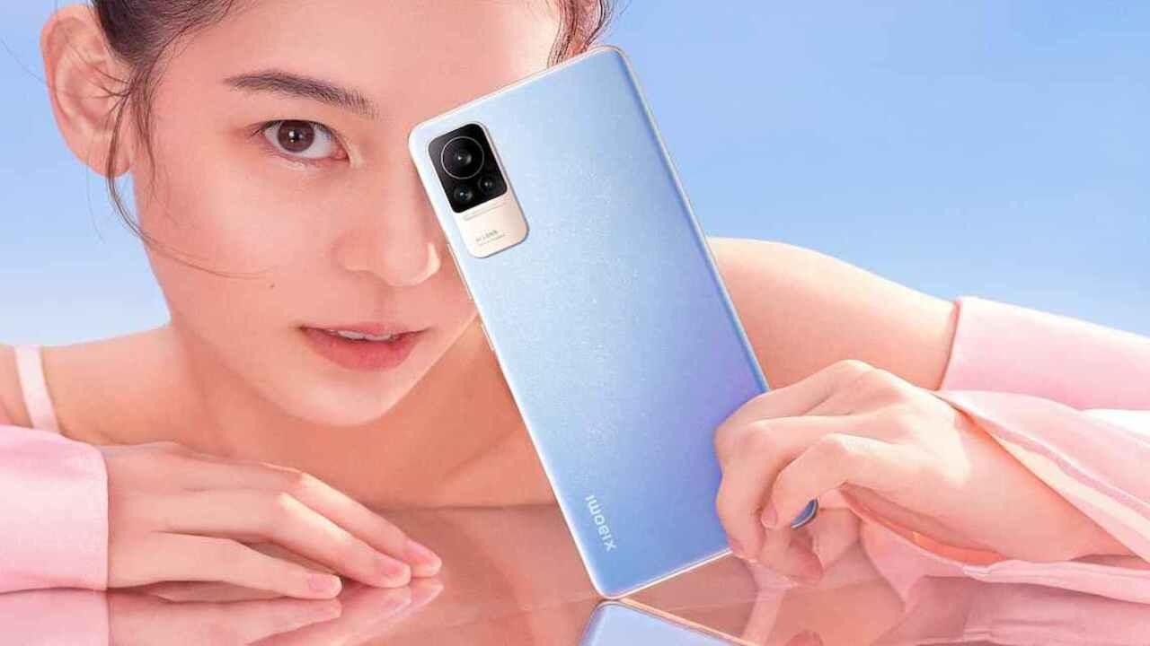 Xiaomi CIVI! Kamerasının içinde bir fotografçı bulunacak!