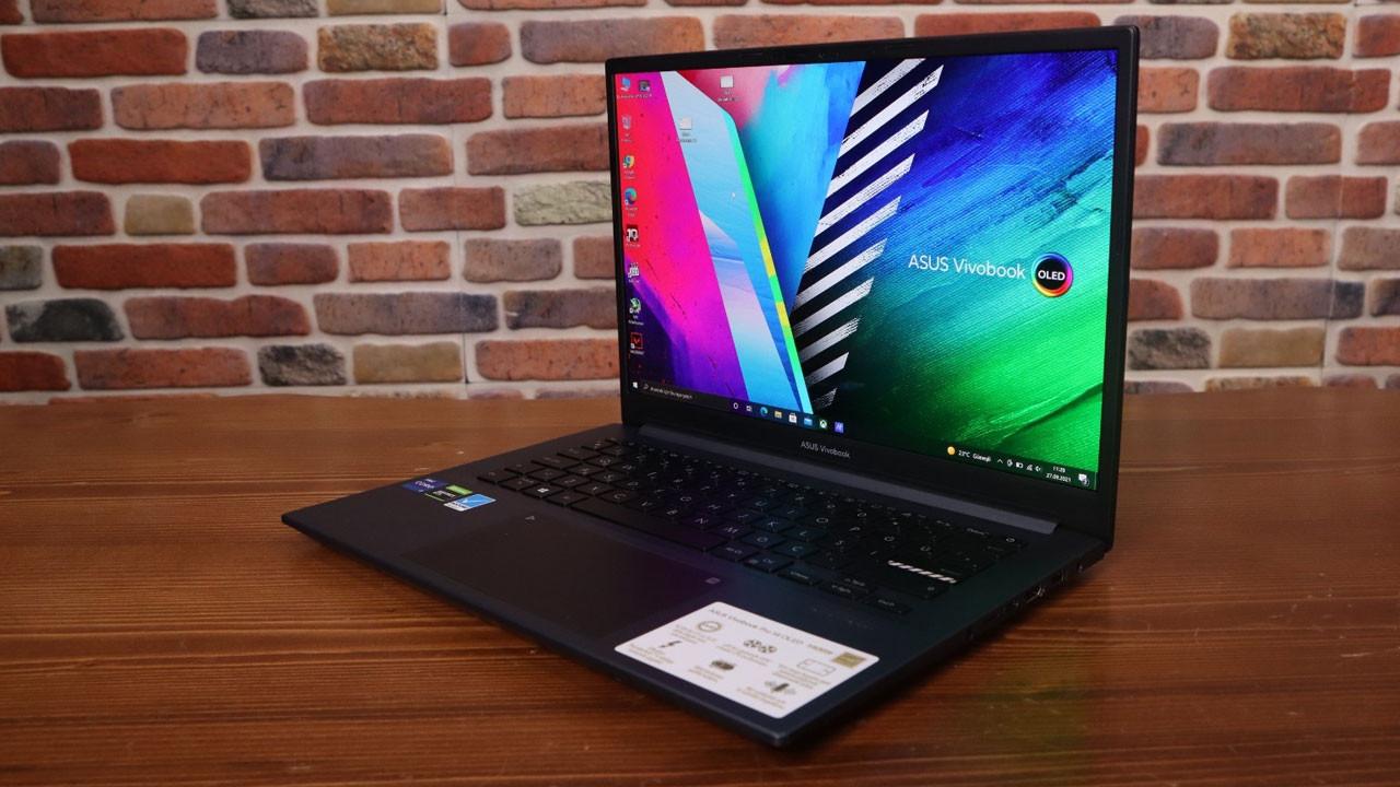 Sonunda OLED ekranlı bilgisayar: Asus Vivobook Pro 14 K3400