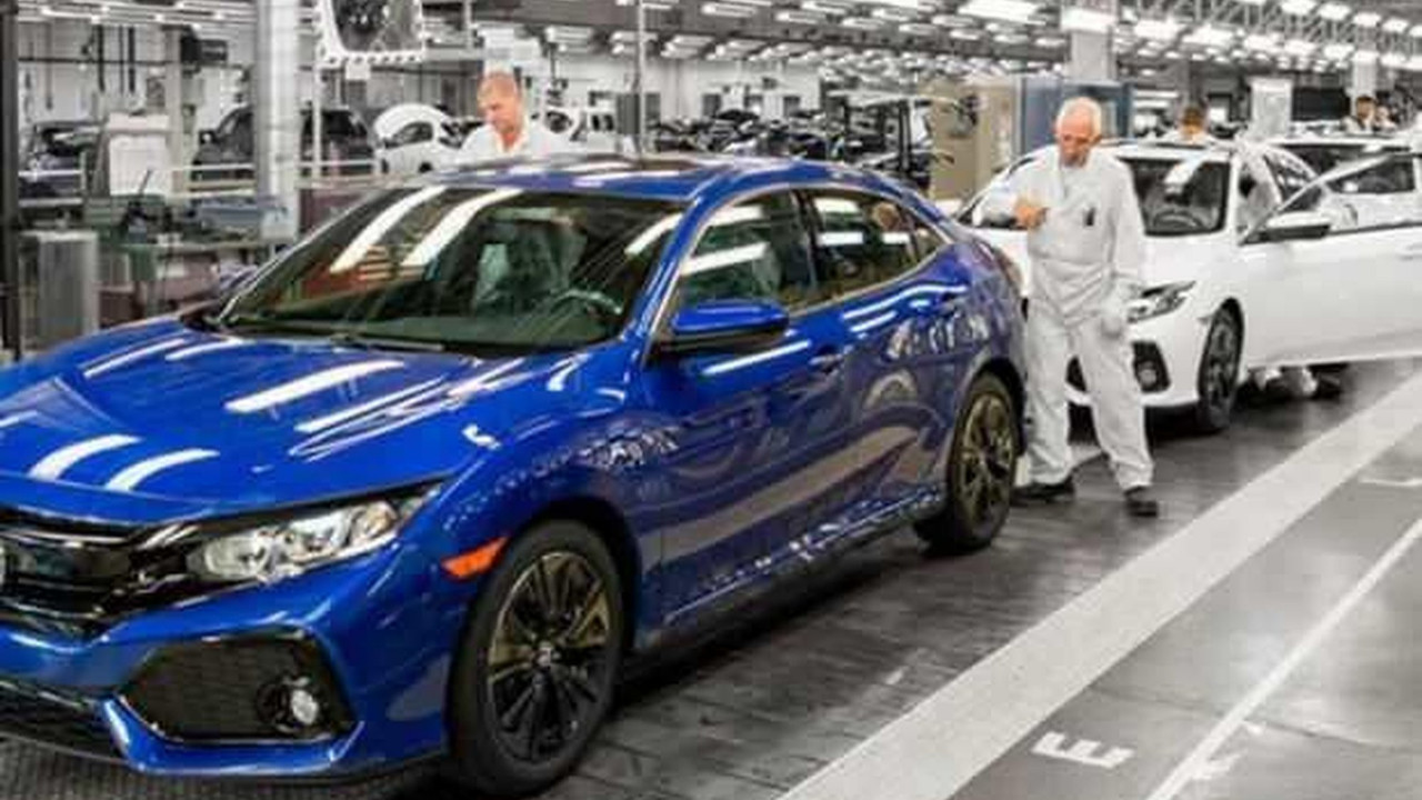 Honda Türkiye fabrikası kapatıldı!