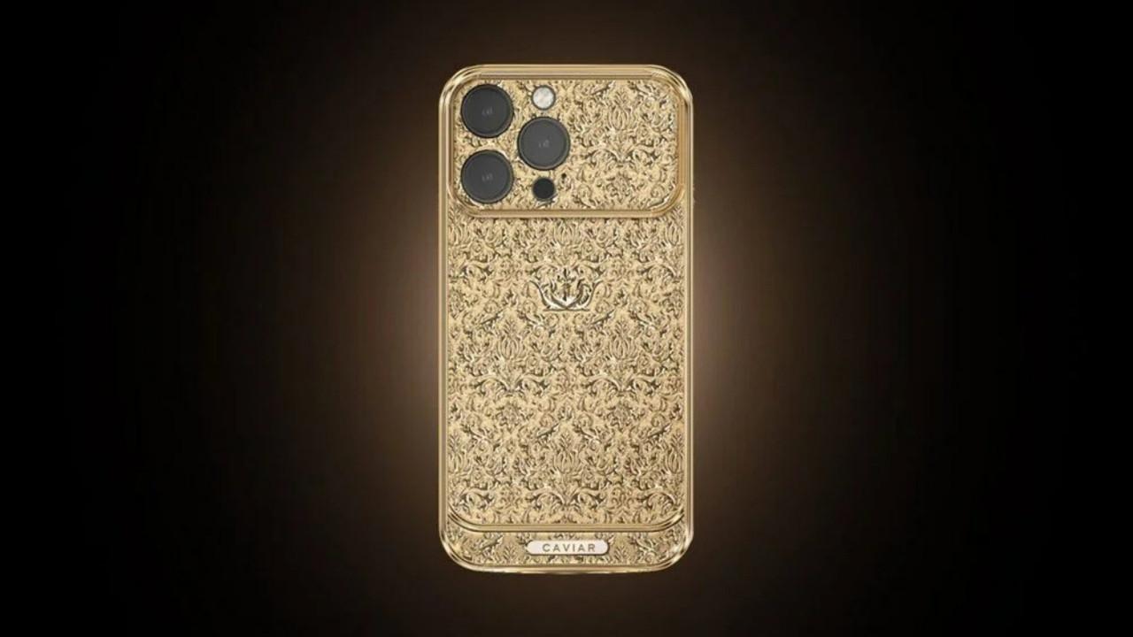 iPhone 13 Pro Max yeterince pahalı değilmişçesine! 50 bin dolarlık versiyon geldi