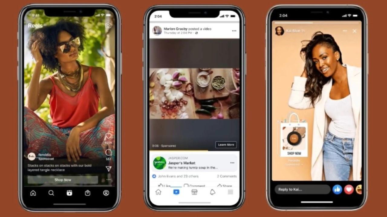 Reels videolar Facebook Haber Kaynağı'na taşınıyor!