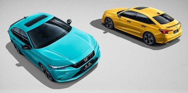 Civic'in anca getir götürünü yapacağı Honda Integra tanıtıldı - Page 2