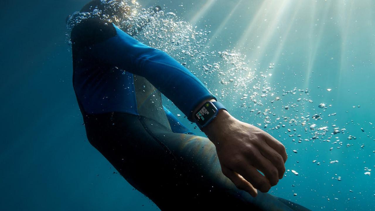 Apple Watch Series 7 kendini gösterdi! İşte Apple'in yeni akıllı saati